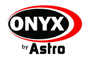 mark for ONXY BY ASTRO, trademark #85720754