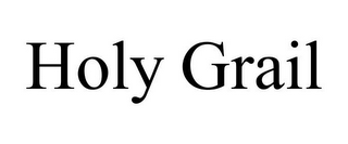 mark for HOLY GRAIL, trademark #85720756