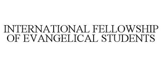 mark for INTERNATIONAL FELLOWSHIP OF EVANGELICAL STUDENTS, trademark #85720758