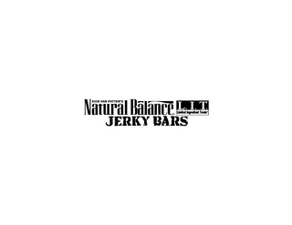 mark for DICK VAN PATTEN'S NATURAL BALANCE L.I.T. LIMITED INGREDIENT TREATS JERKY BARS, trademark #85720781