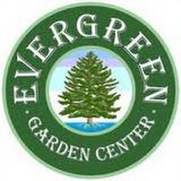 mark for EVERGREEN · GARDEN CENTER ·, trademark #85720791