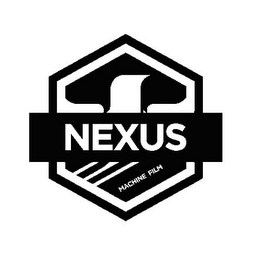 mark for NEXUS MACHINE FILM, trademark #85721085