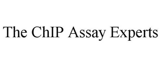 mark for THE CHIP ASSAY EXPERTS, trademark #85721131