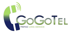 mark for GOGOTEL PREPAID LONG DISTANCE, trademark #85721232