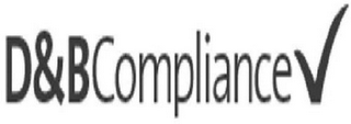 mark for D&BCOMPLIANCE, trademark #85721332