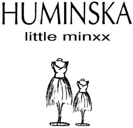 mark for HUMINSKA LITTLE MINXX, trademark #85721342