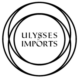 mark for ULYSSES IMPORTS, trademark #85721368