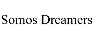 mark for SOMOS DREAMERS, trademark #85721526