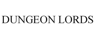 mark for DUNGEON LORDS, trademark #85721751