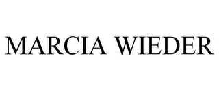 mark for MARCIA WIEDER, trademark #85721990