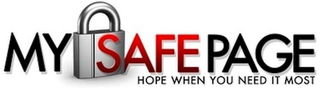 mark for MYSAFEPAGE HOPE WHEN YOU NEED IS MOST, trademark #85722003