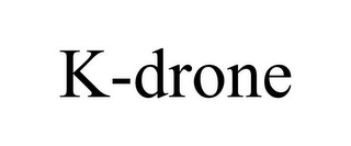 mark for K-DRONE, trademark #85722017