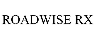 mark for ROADWISE RX, trademark #85722082