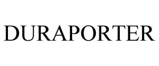 mark for DURAPORTER, trademark #85722104