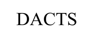 mark for DACTS, trademark #85722247