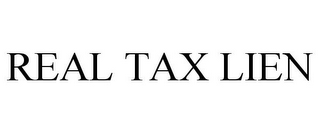 mark for REAL TAX LIEN, trademark #85722261