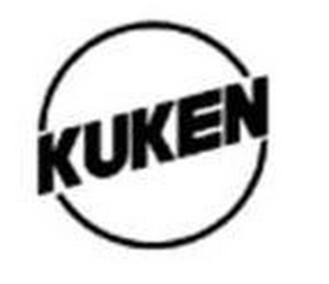 mark for KUKEN, trademark #85722778