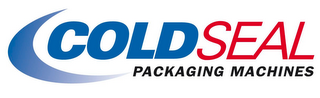 mark for COLDSEAL PACKAGING MACHINES, trademark #85722797