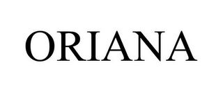 mark for ORIANA, trademark #85722890
