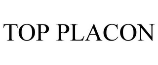 mark for TOP PLACON, trademark #85722935