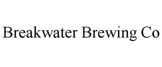 mark for BREAKWATER BREWING CO, trademark #85723052