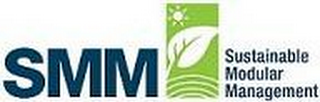 mark for SMM SUSTAINABLE MODULAR MANAGEMENT, trademark #85723326