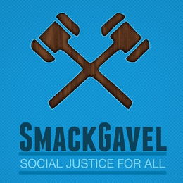 mark for SMACKGAVEL SOCIAL JUSTICE FOR ALL, trademark #85723360