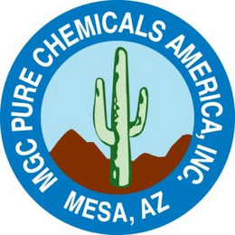 mark for MGC PURE CHEMICALS AMERICA, INC. MESA, AZ, trademark #85723421