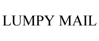 mark for LUMPY MAIL, trademark #85723816