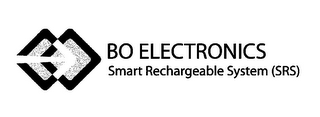 mark for BO ELECTRONICS SMART RECHARGEABLE SYSTEM (SRS), trademark #85723890