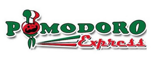 mark for POMODORO EXPRESS, trademark #85723997