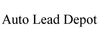 mark for AUTO LEAD DEPOT, trademark #85724097
