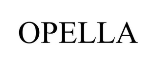 mark for OPELLA, trademark #85724115