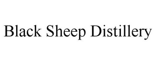 mark for BLACK SHEEP DISTILLERY, trademark #85724260