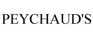 mark for PEYCHAUD'S, trademark #85724518