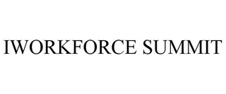 mark for IWORKFORCE SUMMIT, trademark #85724668