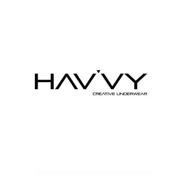 mark for HAV'VY CREATIVE UNDERWEAR, trademark #85724997