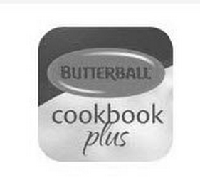 mark for BUTTERBALL COOKBOOK PLUS, trademark #85725152