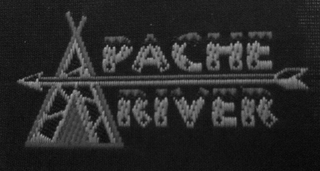 mark for APACHE RIVER, trademark #85725546
