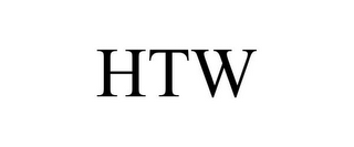 mark for HTW, trademark #85725559