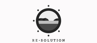 mark for RE SOLUTION, trademark #85725664