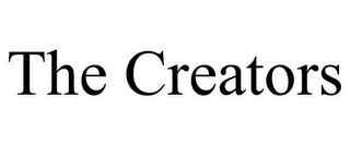 mark for THE CREATORS, trademark #85725690