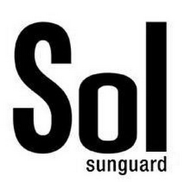mark for SOL SUNGUARD, trademark #85725884