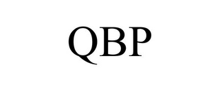 mark for QBP, trademark #85726057