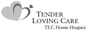 mark for TENDER LOVING CARE TLC HOME HOSPICE, trademark #85726347