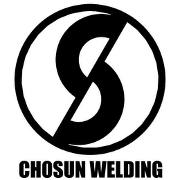 mark for CHOSUN WELDING, trademark #85726589