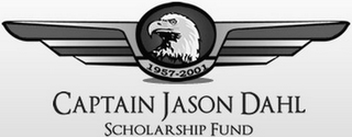 mark for CAPTAIN JASON DAHL SCHOLARSHIP FUND 1957-2001, trademark #85726624