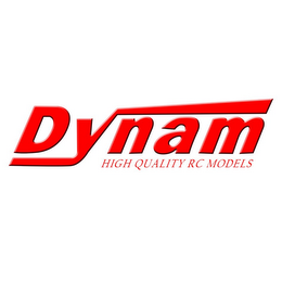 "mark for DYNAM ""HIGH QUALITY RC MODELS, trademark #85726984"