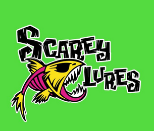 mark for SCAREY LURES, trademark #85726989