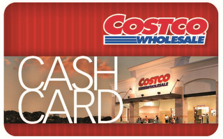 mark for COSTCO WHOLESALE CASH CARD, trademark #85727030